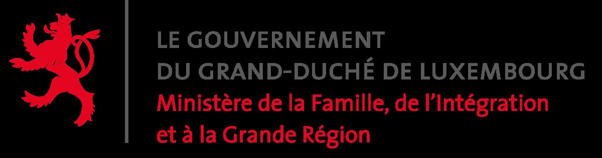 Ministère de la Famille, de l'Intégration et à la Grande Région