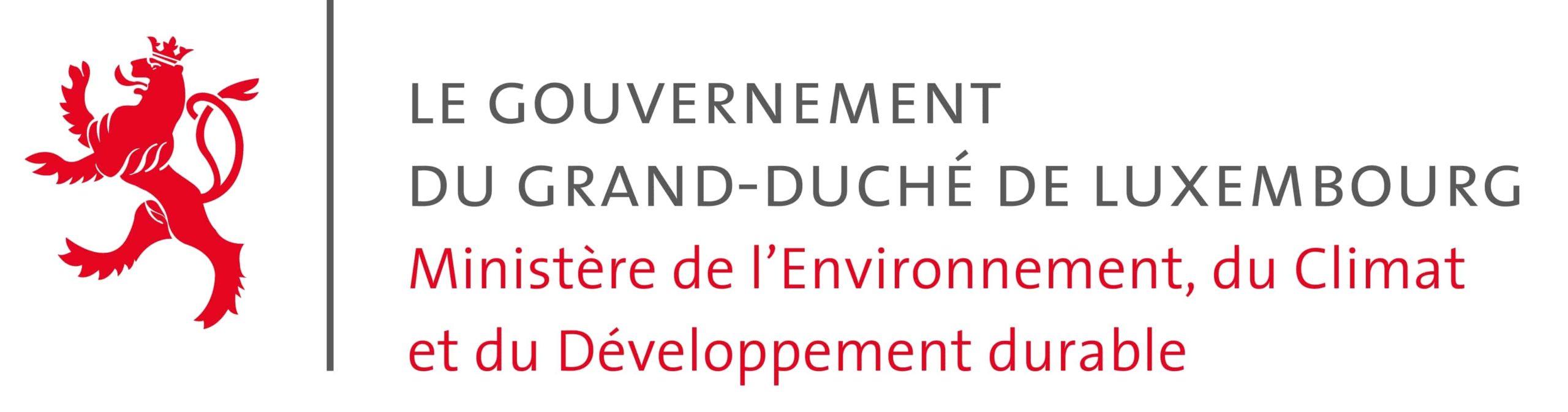 Ministère de l'Environnement, du Climat et du Développement durable